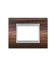 New prestige placca3p legno scuro