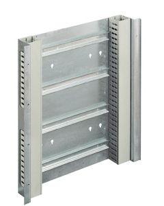Flatwall supporto portap.h60cm max 72mod.din