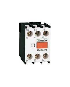 Contatti ausiliari 3na aggancio centrale LOVATO 11G48430