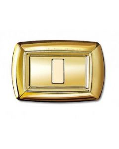 Tondo'placca 1p.oro