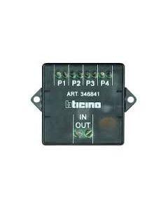 Videocitofonia deviatore di piano 2 fili BTICINO 346841