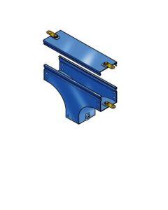 Deriv.verticale a tin discesa 150x75 zinc.