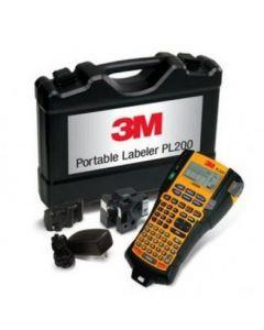 Stampante palmare portatile PL200 in versione kit
