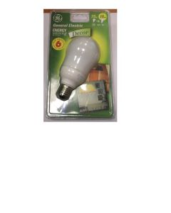 Blister electronic biax 15w-827e27 decor 6000h
