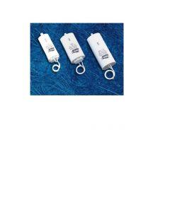 Condensatore di rifasamento 250v x illuminazione 6,3uf resis