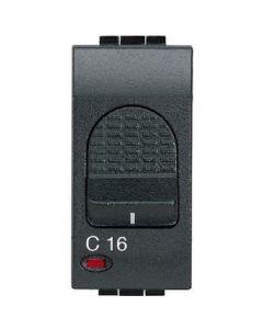 Interuttore magnetotermico 1P+N 16A 230V 3Ka