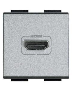 Light tech presa hdmi 2 moduli