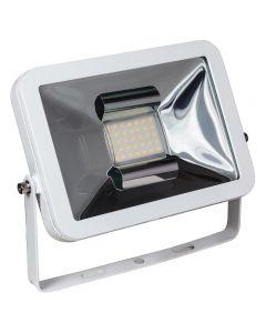 FARO LED IP65 PROIETTORE SLIM 50W 230V 4000K IP65 5500lm BEGHELLI 86108