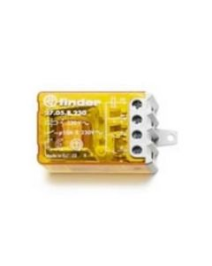 Relè interruttore passo-passo ad impulsi 1NO 230VAC FINDER 27018230
