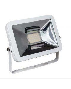 FARO LED IP65 PROIETTORE SLIM 30W 230V 4000K IP65 3400lm BEGHELLI 86107