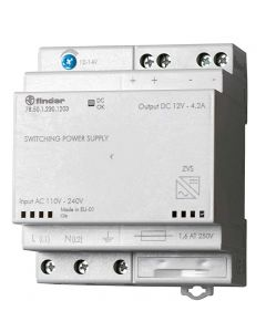 Alimentatore switching 12v 50w FINDER 785012301203