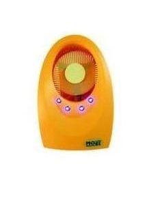 Elettroinsett.plug a 4led 3w arancio