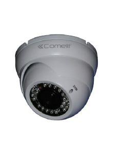 TELECAMERA COMELIT MINIDOME 2.8-12mm OTTICA MOTORIZZATA FULL-HD AHCAM638ZA