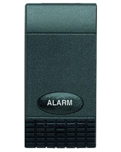 tasto serigrafato 'alarm' living international 1 posto