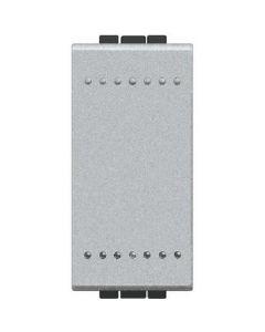 Interruttore 1p 16a 1 modulo light tech