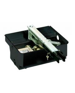 Cassetta autoportante completa di sblocco motorizzazione interrata FAAC 490065