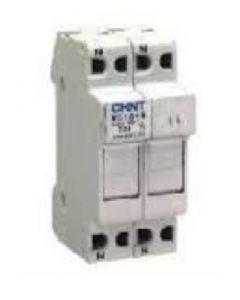 PORTAFUSIBILE FOTOVOLTAICO 2P 10.3X38 32A 1000 VDC CHINT 80512/C