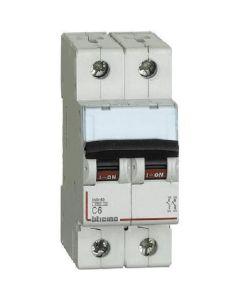 Interuttore magnetotermico 2p 32A 4,5ka curva C BTICINO FA82C32