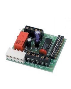 Scheda di decodifica decoder ds 0,72w FAAC 785502