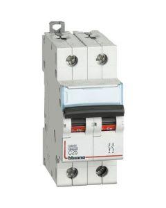 Btdin60 interruttore magnetotermico 2p 25a 6ka curva c FN82C25