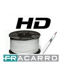 CAVO TV CLASSE A 5mm ACCAIO RAMATO