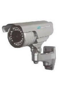 TELECAMERA A COLORI 36 LED 4-9MM 420TVL
