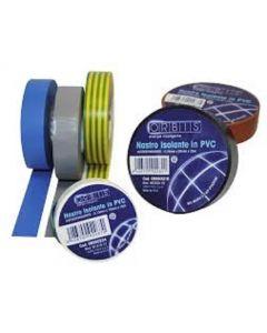 Nastro isolante blu ORBIS 550244