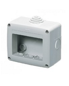 Contenitore 3 posti IP40 system GEWISS GW27003