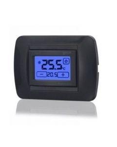 Termostato incasso digitale touch screen colore Antracite GECA 35311653