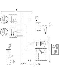 Citofono Elettromeccanico Urmet 1130/11 sostitutivo del modello 1130/1