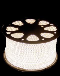 STRISCE LED LUCE CALDA 3000K 220V 12W IP65