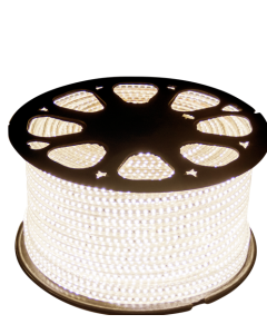 STRISCIA LED MULTICOLOR RGB IP65 14,4W 220V