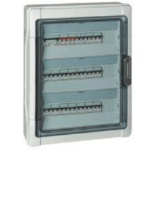 Centralino parete 54 moduli ip65 idroboard BTICINO F107N54D