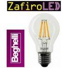 LAMPADA SFERA LED ZAFIRO 4W E27 2700K
